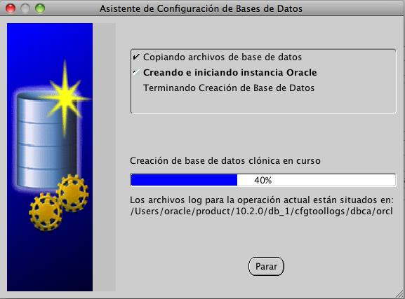 Instalar Oracle 10g R2 en Mac OS X Intel – LostInSoftware